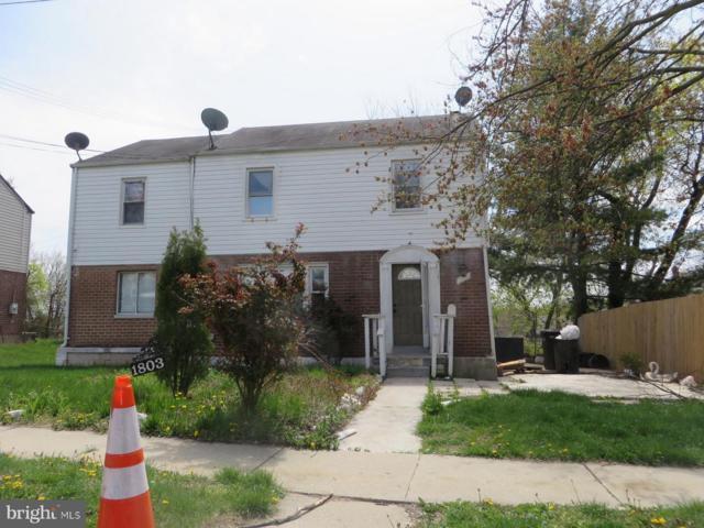 1803 Amherst Road, HYATTSVILLE, MD 20783 (#1001816100) :: Colgan Real Estate