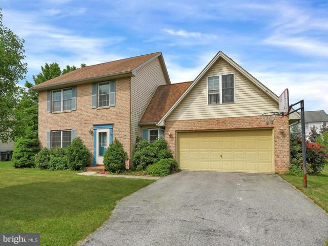 21 Woodview Drive, MOUNT HOLLY SPRINGS, PA 17065 (#1001816950) :: The Heather Neidlinger Team With Berkshire Hathaway HomeServices Homesale Realty