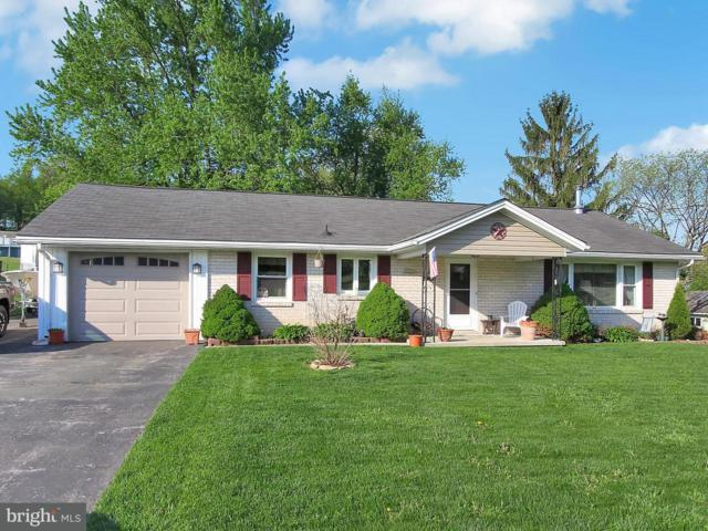 5589 Blooming Grove Road, GLENVILLE, PA 17329 (#1001817862) :: The Craig Hartranft Team, Berkshire Hathaway Homesale Realty