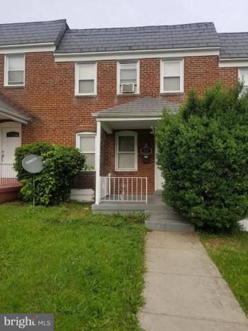 1015 Lyndhurst Street, BALTIMORE, MD 21229 (#1001818318) :: Browning Homes Group