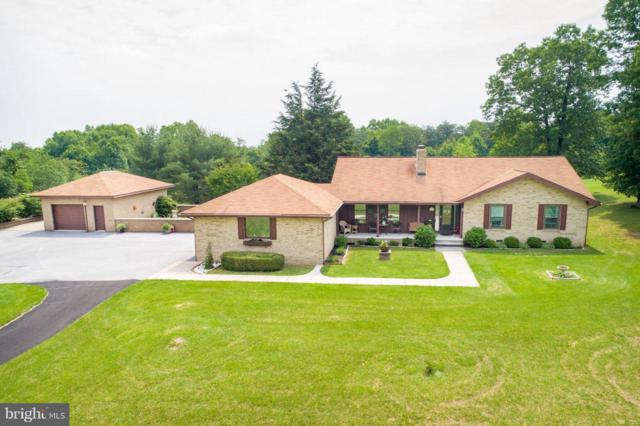 2744 Mountain Lake Road, HEDGESVILLE, WV 25427 (#1001823214) :: Colgan Real Estate
