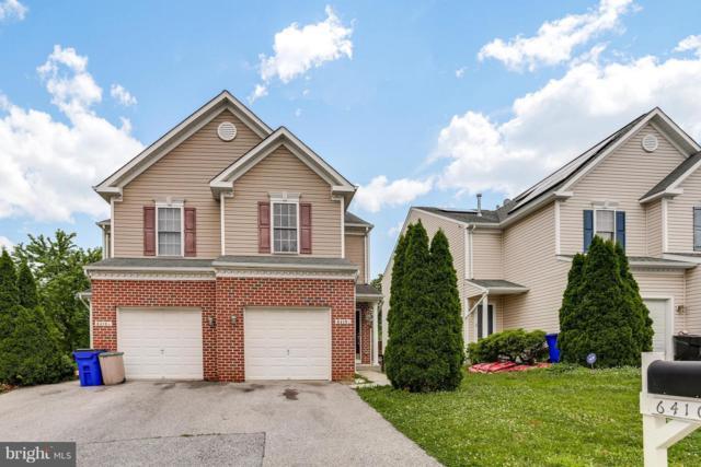 6410 Beechfield Avenue A, ELKRIDGE, MD 21075 (#1001840592) :: Colgan Real Estate