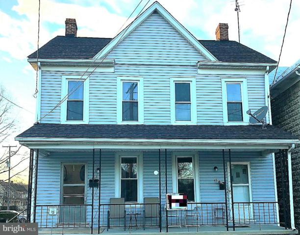 43 Middle Street W, HANOVER, PA 17331 (#1001843444) :: Remax Preferred | Scott Kompa Group