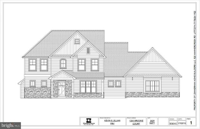 1200 Brooke Court Lot 2, LITITZ, PA 17543 (#1001843710) :: The Heather Neidlinger Team With Berkshire Hathaway HomeServices Homesale Realty