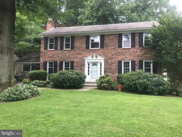 4736 Iris Street, ROCKVILLE, MD 20853 (#1001845070) :: Remax Preferred | Scott Kompa Group