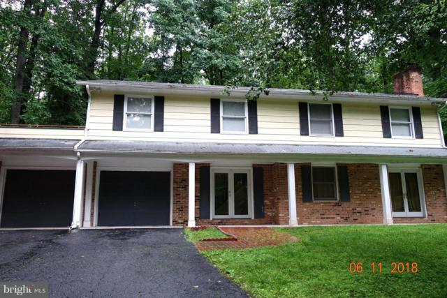 11600 Blue Ridge Lane, GREAT FALLS, VA 22066 (#1001868798) :: Colgan Real Estate