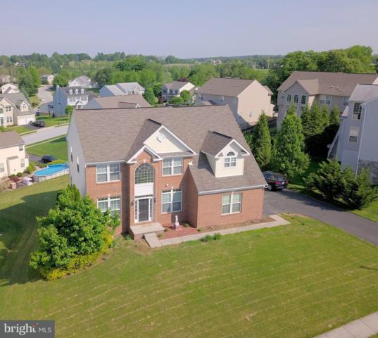 435 Pulaski Place, DALLASTOWN, PA 17313 (#1001868884) :: CENTURY 21 Core Partners