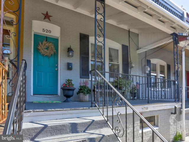 520 E Fulton Street, LANCASTER, PA 17602 (#1001871172) :: The Craig Hartranft Team, Berkshire Hathaway Homesale Realty