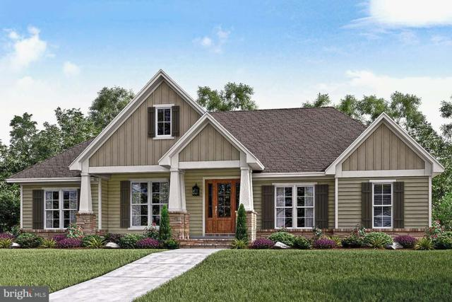 Lot 20 Sea Biscuit Road, SNOW HILL, MD 21863 (#1001871316) :: Brandon Brittingham's Team