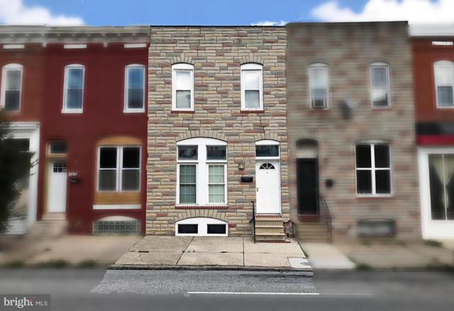 105-N. Patterson Park Avenue, BALTIMORE, MD 21231 (#1001871510) :: The Sebeck Team of RE/MAX Preferred