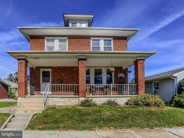 1443 Worth Street, YORK, PA 17404 (#1001872736) :: The Heather Neidlinger Team With Berkshire Hathaway HomeServices Homesale Realty
