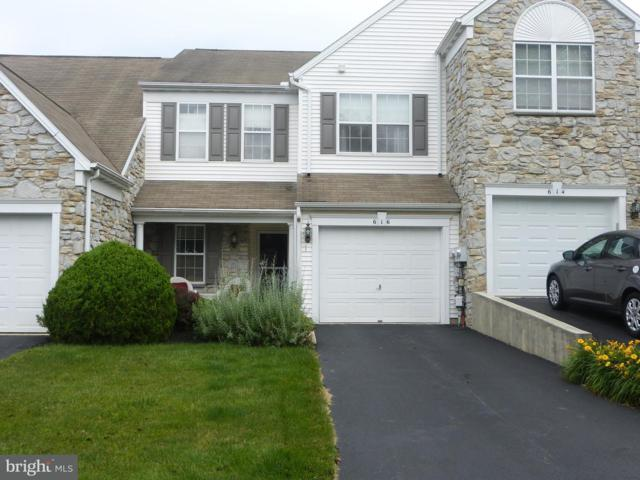 616 Springhouse Lane, HUMMELSTOWN, PA 17036 (#1001872856) :: Teampete Realty Services, Inc