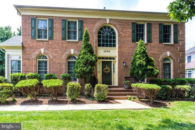5936 Dorothy Bolton Court, ALEXANDRIA, VA 22310 (#1001872960) :: The Riffle Group of Keller Williams Select Realtors