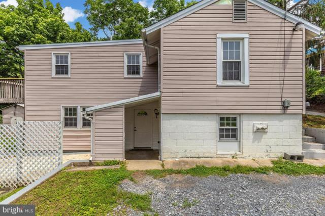 3526 Cemetery Circle, KNOXVILLE, MD 21758 (#1001873078) :: Colgan Real Estate