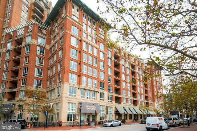 717 President Street #203, BALTIMORE, MD 21202 (#1001876772) :: SURE Sales Group