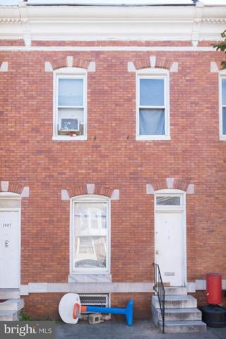 2609 Fairmount Avenue W, BALTIMORE, MD 21223 (#1001877920) :: Colgan Real Estate