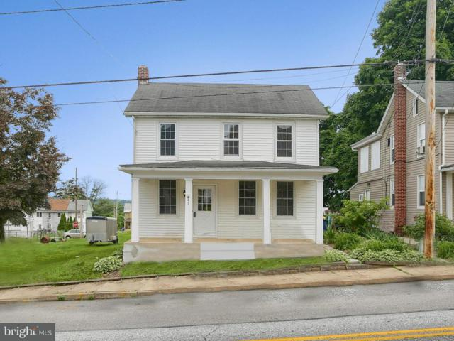 45 S Front Street, YORK HAVEN, PA 17370 (#1001889020) :: The Jim Powers Team