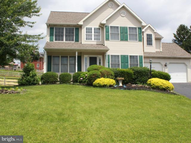 634 Carrie Drive, DALLASTOWN, PA 17313 (#1001889876) :: Benchmark Real Estate Team of KW Keystone Realty