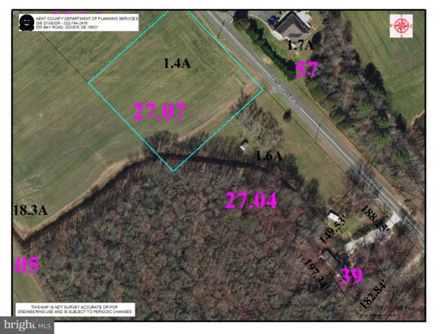 LOT Firetower Road, WYOMING, DE 19943 (#1001891024) :: The Rhonda Frick Team