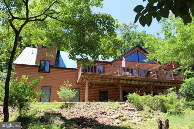 758 Riffey Mountain Lane, MATHIAS, WV 26812 (#1001893708) :: Colgan Real Estate