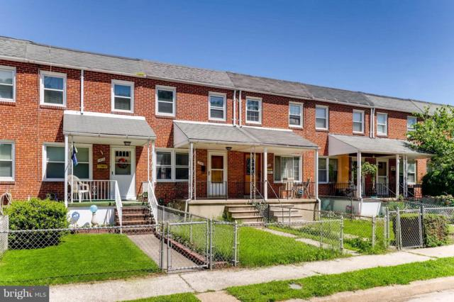 1410 Weldon Place South, BALTIMORE, MD 21211 (#1001894820) :: Remax Preferred | Scott Kompa Group