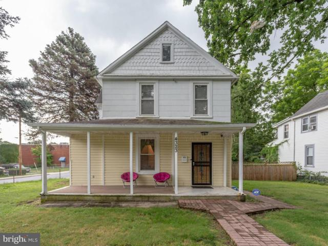 4323 40TH Street, BRENTWOOD, MD 20722 (#1001895246) :: Colgan Real Estate