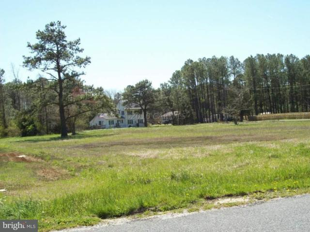 0 Fairmount Road, WESTOVER, MD 21871 (#1001898432) :: RE/MAX Coast and Country