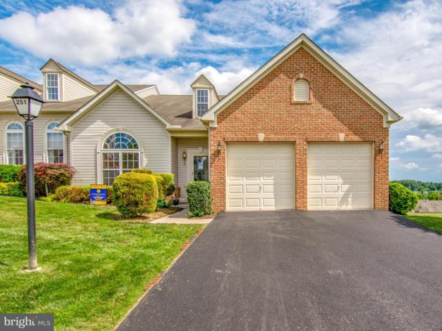 251 Prospect Circle, SHREWSBURY, PA 17361 (#1001908804) :: The Craig Hartranft Team, Berkshire Hathaway Homesale Realty