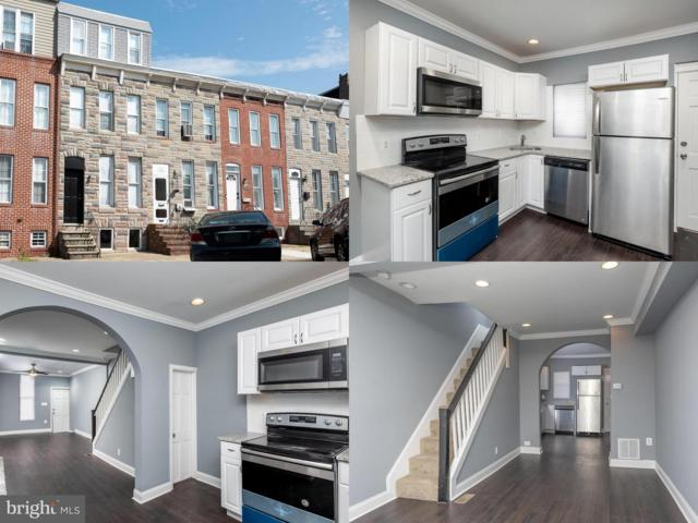 1158 Carroll Street, BALTIMORE, MD 21230 (#1001909202) :: AJ Team Realty