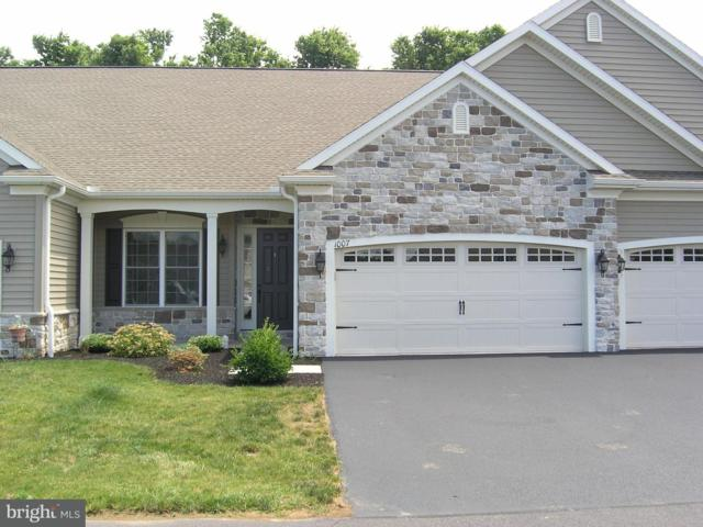 1007 Wintergreen Drive, MECHANICSBURG, PA 17050 (#1001909296) :: Teampete Realty Services, Inc