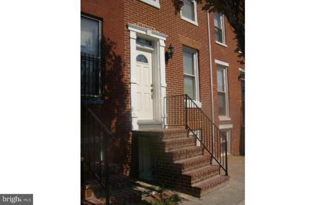 1136 Lombard Street, BALTIMORE, MD 21223 (#1001913860) :: AJ Team Realty