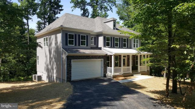 6 Four County Drive, MOUNT AIRY, MD 21771 (#1001914876) :: Colgan Real Estate