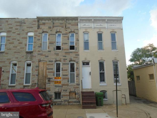 2004 Eagle Street, BALTIMORE, MD 21223 (#1001915516) :: AJ Team Realty