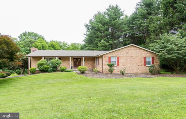 3401 Nancy Ellen Way, OWINGS MILLS, MD 21117 (#1001916358) :: Remax Preferred | Scott Kompa Group