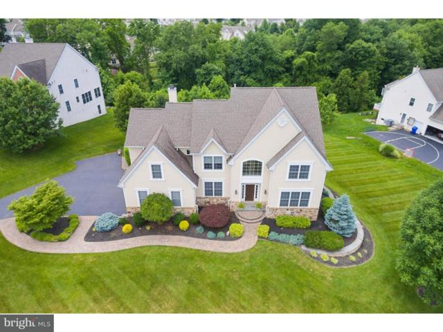 5 Old Barn Drive, WEST CHESTER, PA 19382 (#1001916632) :: The John Collins Team
