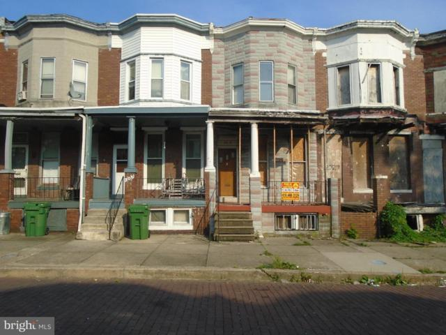 2029 Robb Street, BALTIMORE, MD 21218 (#1001916646) :: AJ Team Realty
