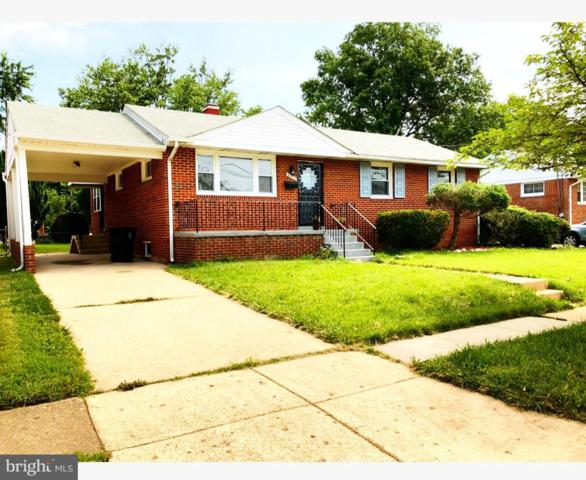 6516 Lacona Street, DISTRICT HEIGHTS, MD 20747 (#1001917064) :: Colgan Real Estate