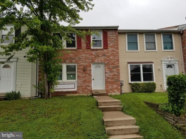 165 Fairfield Drive, FREDERICK, MD 21702 (#1001918634) :: Remax Preferred | Scott Kompa Group