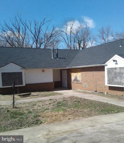2441 Elvans Road SE, WASHINGTON, DC 20020 (#1001922088) :: Dart Homes