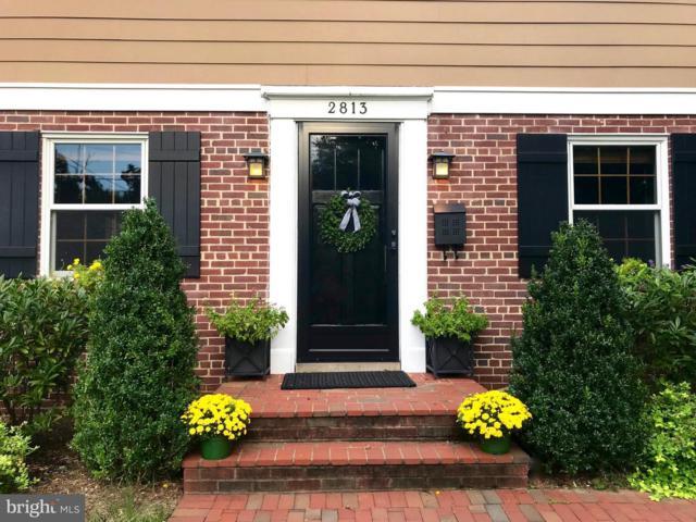 2813 Davis Avenue, ALEXANDRIA, VA 22302 (#1001923106) :: Colgan Real Estate