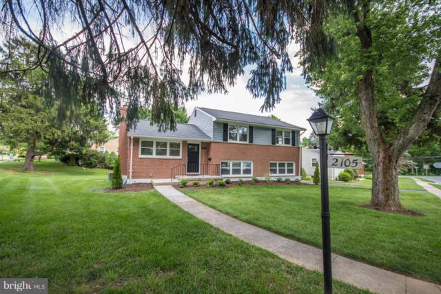 2105 Suburban Greens Drive, LUTHERVILLE TIMONIUM, MD 21093 (#1001923578) :: Colgan Real Estate