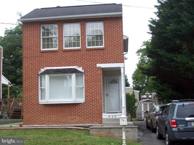 830 High Street, LANCASTER, PA 17603 (#1001925134) :: Benchmark Real Estate Team of KW Keystone Realty