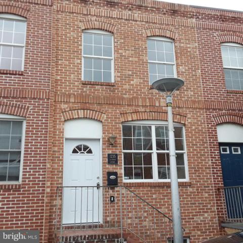 1235 Glyndon Avenue, BALTIMORE, MD 21223 (#1001925310) :: AJ Team Realty