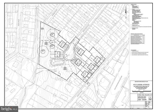 4312 Leeds Avenue, BALTIMORE, MD 21229 (#1001926708) :: Colgan Real Estate