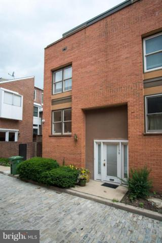 138 Welcome Alley Th3, BALTIMORE, MD 21201 (#1001927074) :: Labrador Real Estate Team