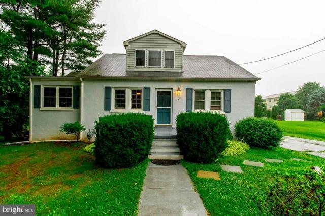 152 Moffett Avenue, WARRENTON, VA 20186 (#1001927490) :: Colgan Real Estate