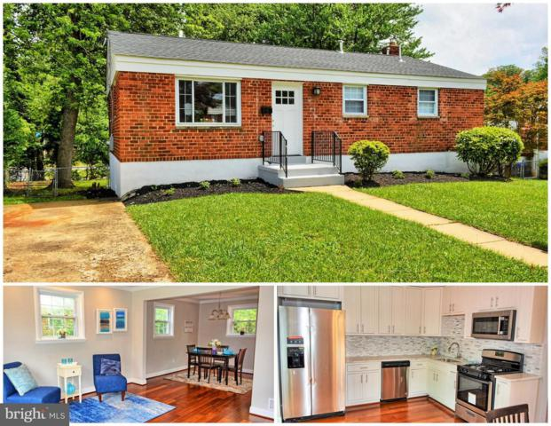 922 Snure Road, SILVER SPRING, MD 20901 (#1001927628) :: Remax Preferred | Scott Kompa Group