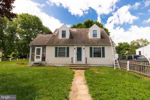 124 Hillcrest Drive, FREDERICKSBURG, VA 22401 (#1001931370) :: TVRG Homes
