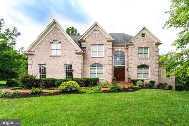 860 Forestville Meadows Drive, GREAT FALLS, VA 22066 (#1001932768) :: Colgan Real Estate