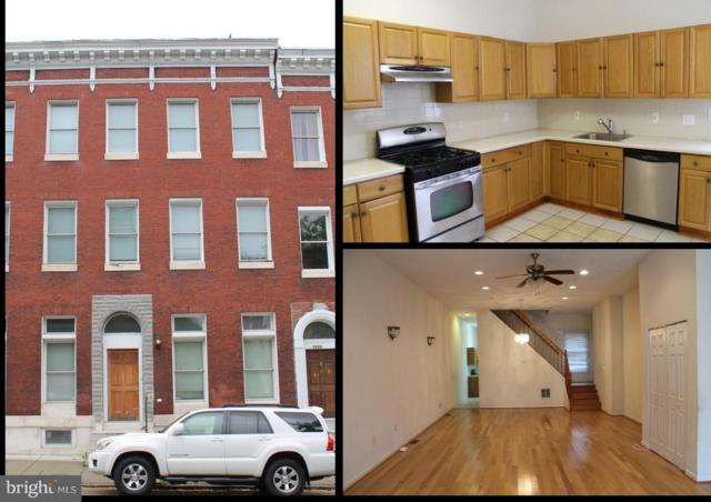 1217 Argyle Avenue, BALTIMORE, MD 21217 (#1001937090) :: Seleme Homes